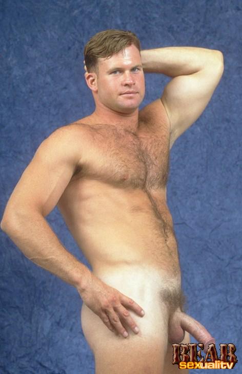 Hairy Bear Men